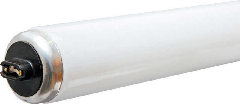GE Lighting  110 watts T12  96 in. L Cool White  Fluorescent Bulb  Linear  8900 lumens 1 pk