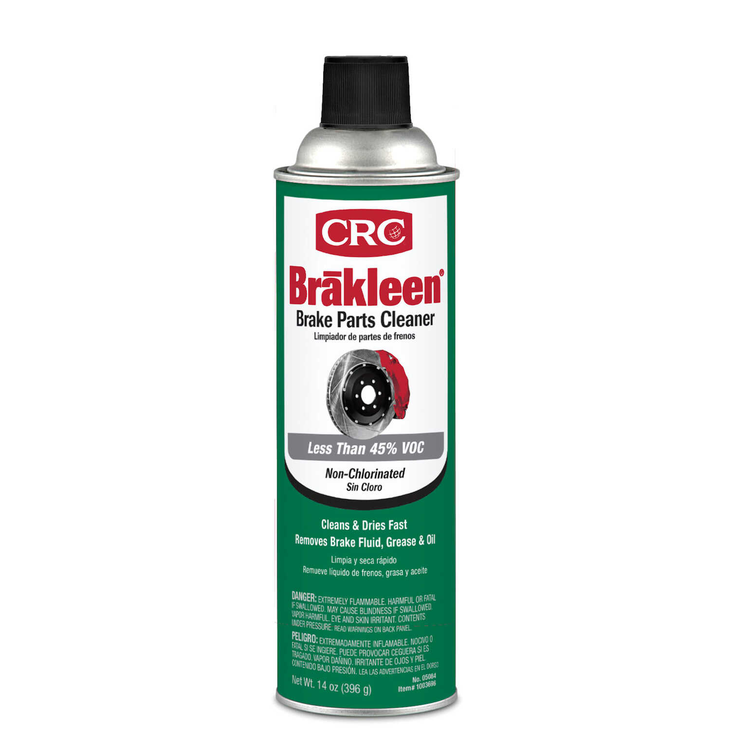 CRC  Brakleen  Brake Parts Cleaner  14 oz.