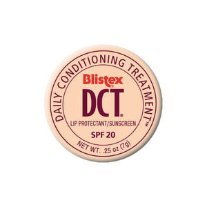 Blistex  DCT  None Scent Daily Conditioning Lip Treatment  0.25 oz. 12 pk