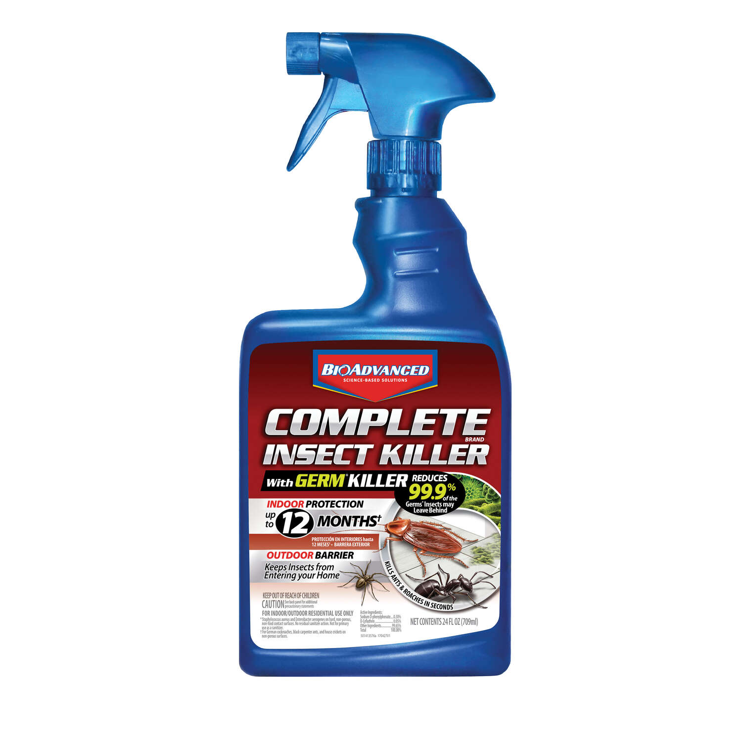BioAdvanced  Liquid  Insect Killer  24 oz.