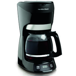 Hamilton Beach 12 cup Black Coffee Maker
