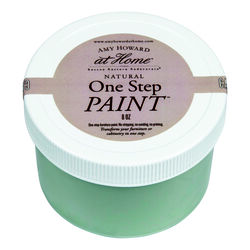Amy Howard at Home  Flat Chalky Finish  Cartouche Green  One Step Paint  8 oz.