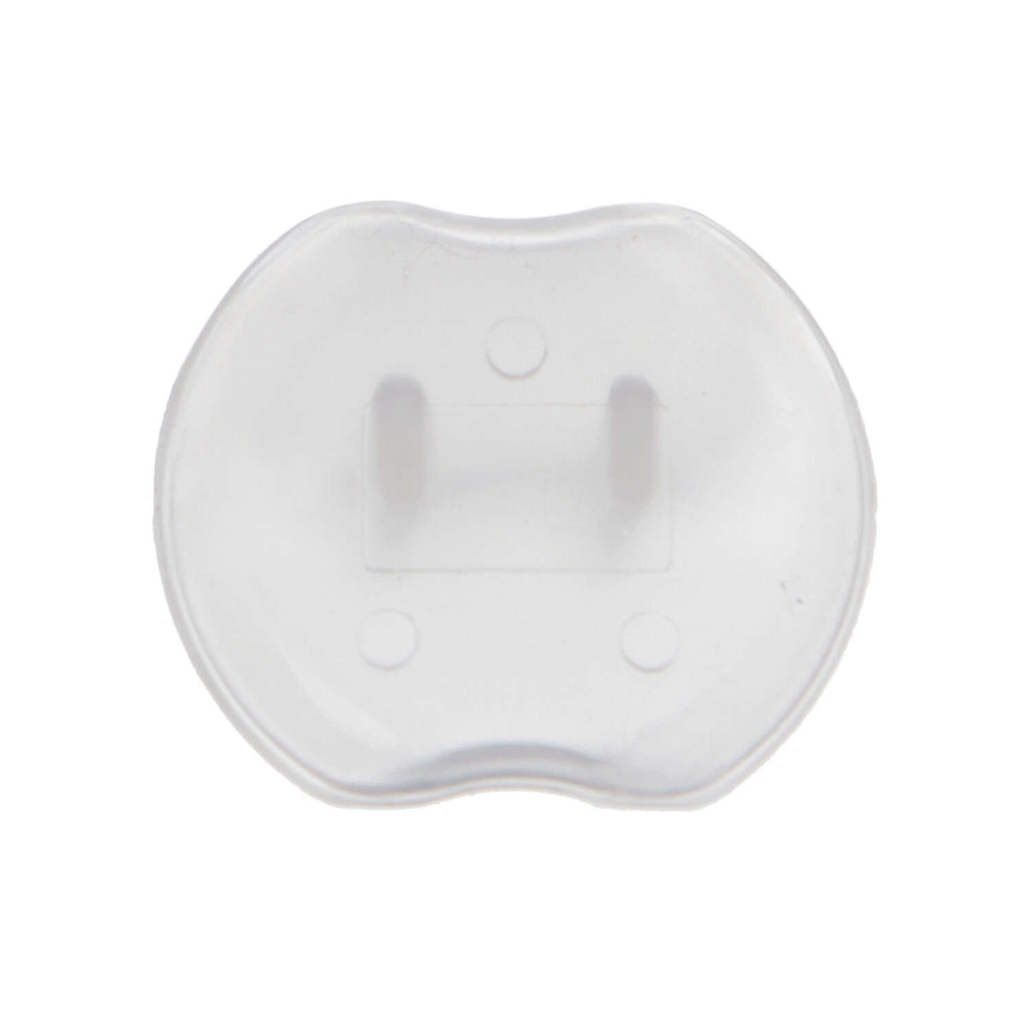 Dreambaby  Translucent  Plastic  Outlet Plug  24 pk