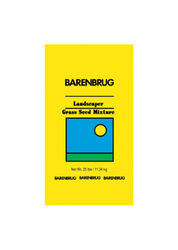Barenbrug Mixed Sun/Partial Shade Grass Seed Mixture 25 lb.
