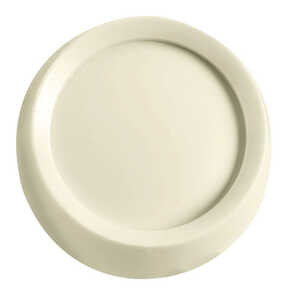 Leviton  Light Almond  Rotary  Dimmer Knob  1