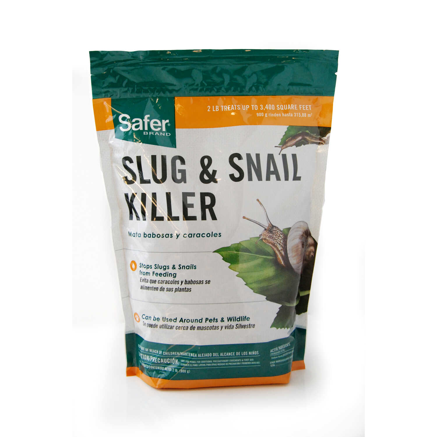 Safer Brand  Killer  Granules  For Slugs/Snails 2 lb.