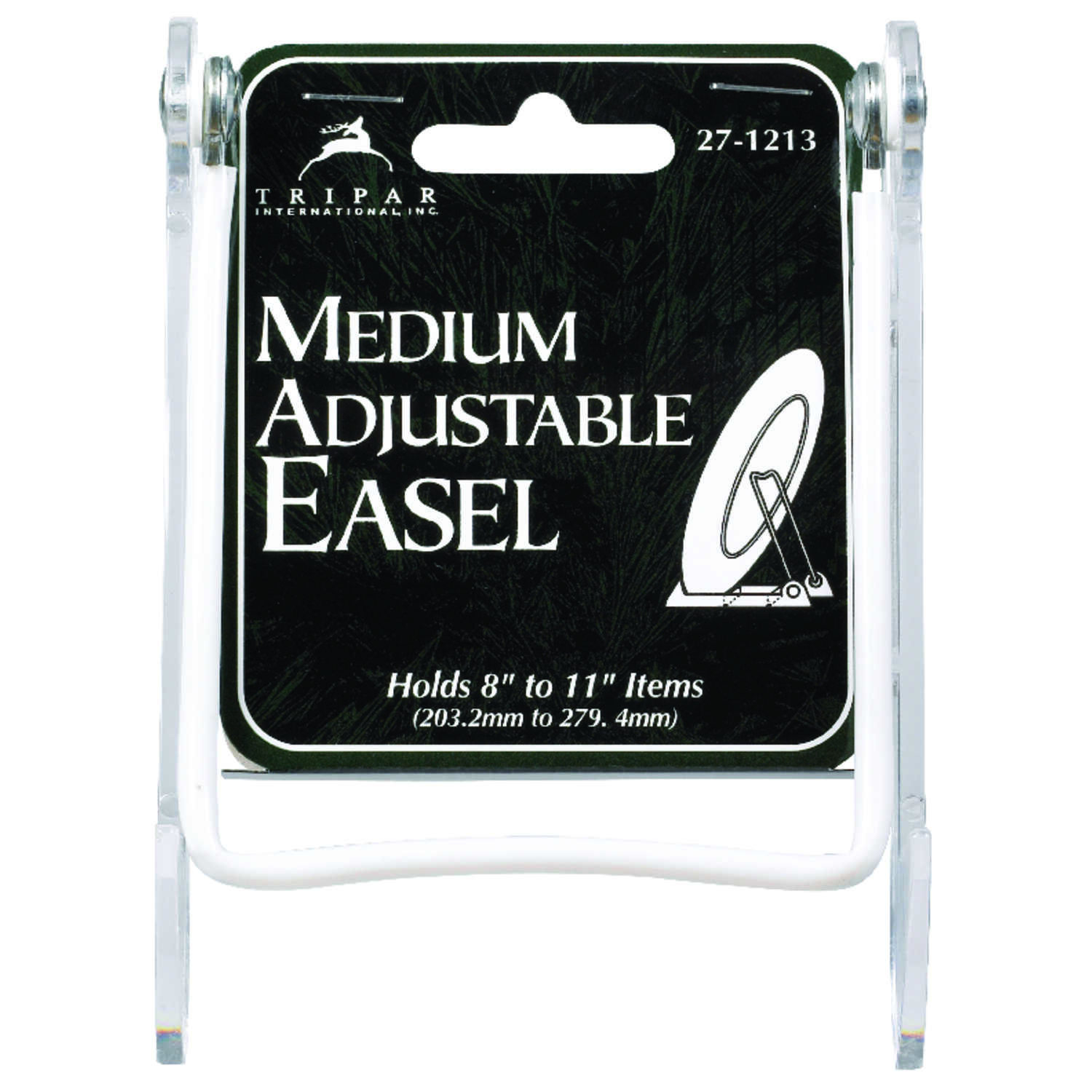 Tripar  Plastic  Adjustable Easel