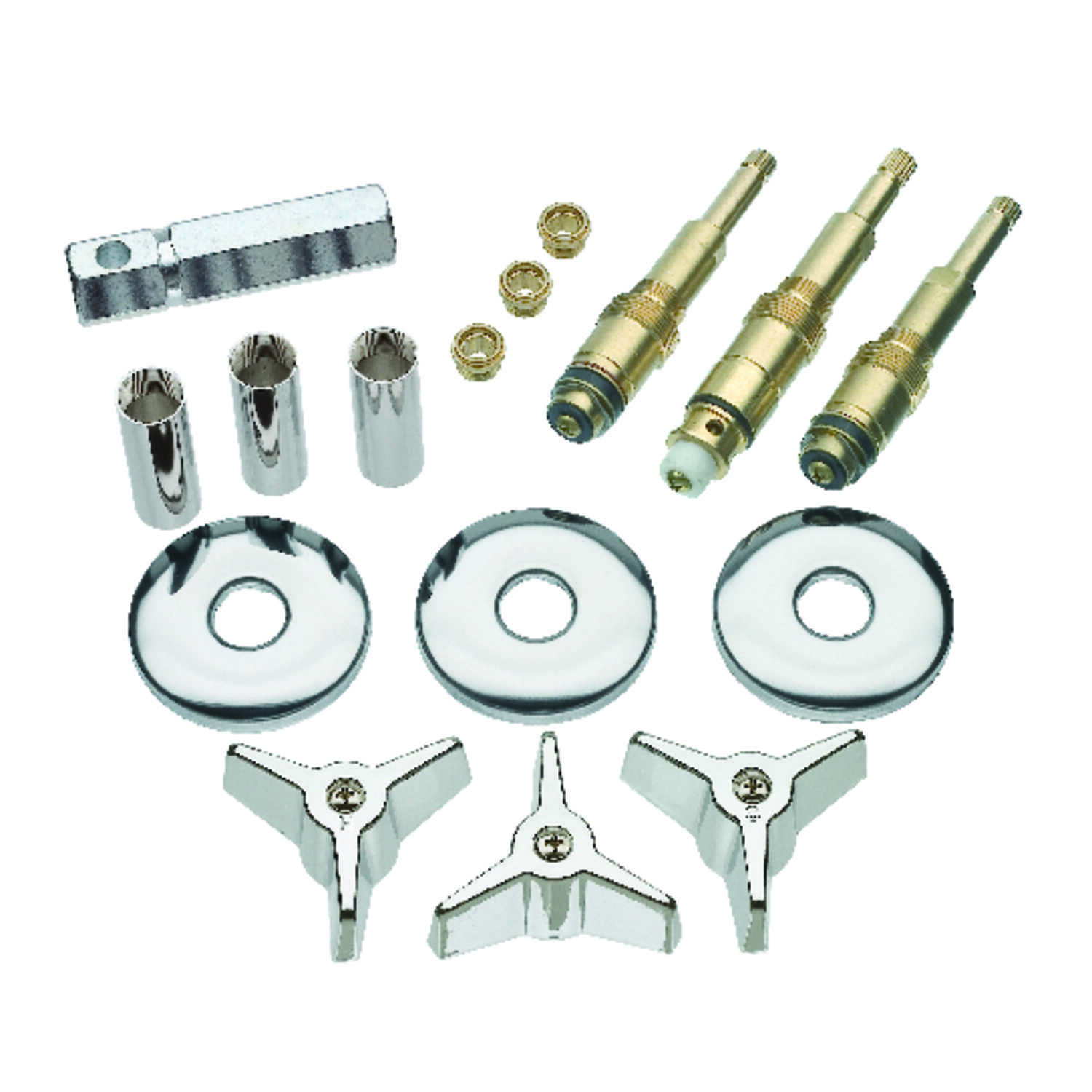 Ace  Brass  Trim Kit
