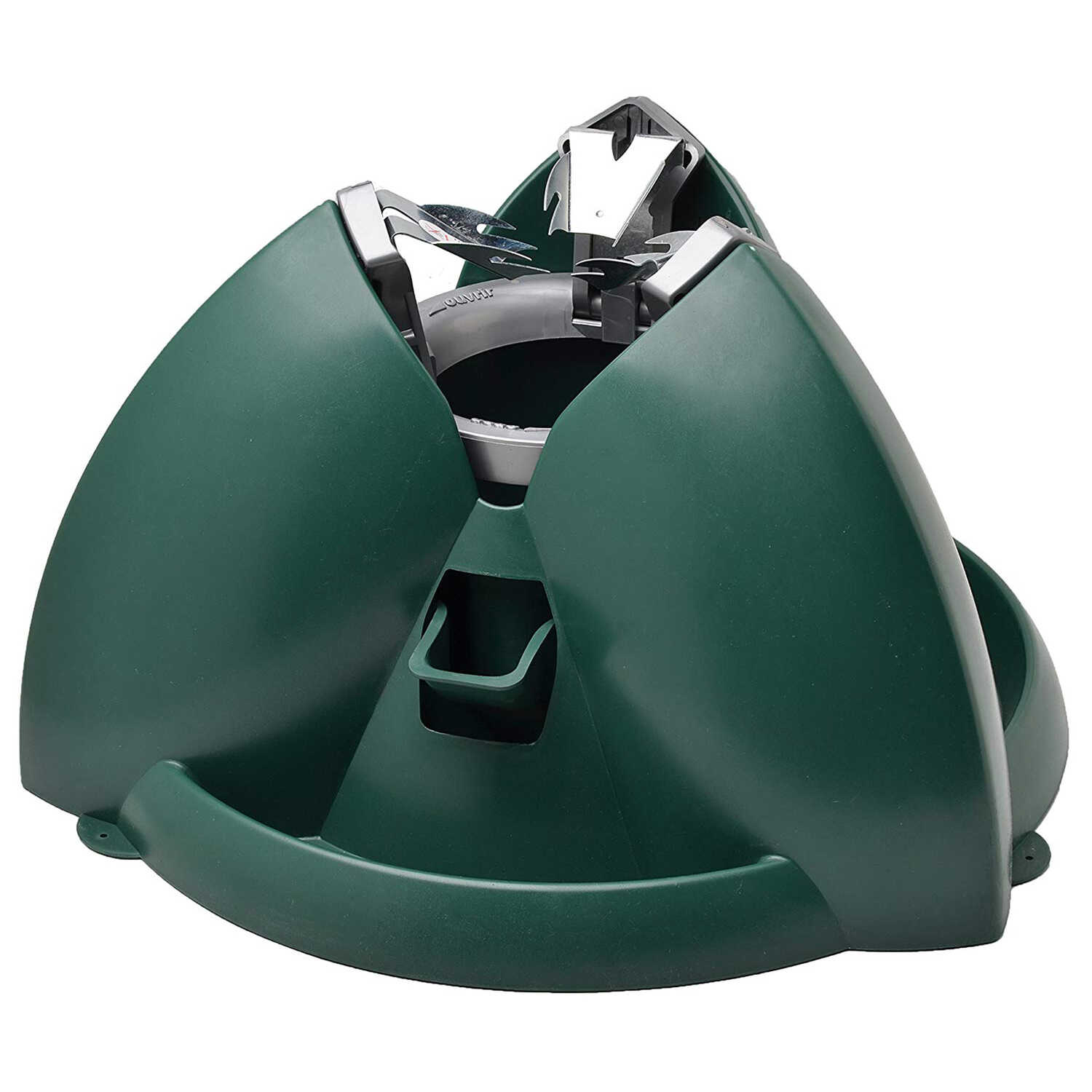 Black and Decker  Plastic  Green  Christmas Tree Stand  11.5 ft. Maximum Tree Height