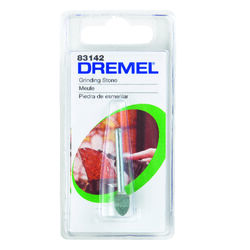 Dremel  9/32 in. Dia. x 9/32 in. L Silicon Carbide  Grinding Stone  Conical  35000 rpm 1 pc.