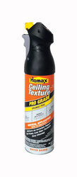 Homax  Pro Grade  Flat  White  Orange Peel Ceiling Texture  20 oz.