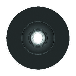 DeWalt  4-1/2 in. Dia. Rubber  Backing Pad  5/8 in.-11  12000 rpm 1 pc.