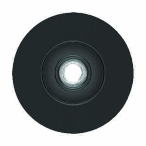 DeWalt  4-1/2 in. Dia. x 5/8 in.   Rubber  Backing Pad  8500 rpm 1 pc.