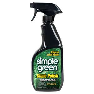 Simple Green  Citrus Scent Stone Polish  16 oz. Liquid