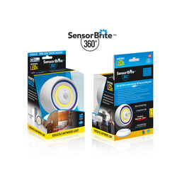 Sensor Brite  As Seen On TV  180 lumens Portable Work Light