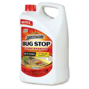 Spectracide  Bug Stop Home Barrier 2 Refill  Insect Killer  1.33 gal.