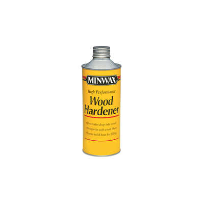 Minwax  Natural  Wood Hardner  1 pt.