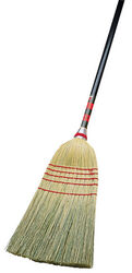 Ace  12 in. W Soft  Broomcorn  Broom