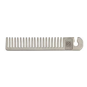 Klecker Knives  Stowaway Tools  Comb  Stainless Steel  1 each