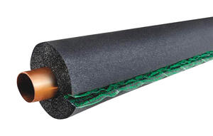 Armaflex  Self Sealing 6 ft. L Rubber  Pipe Insulation