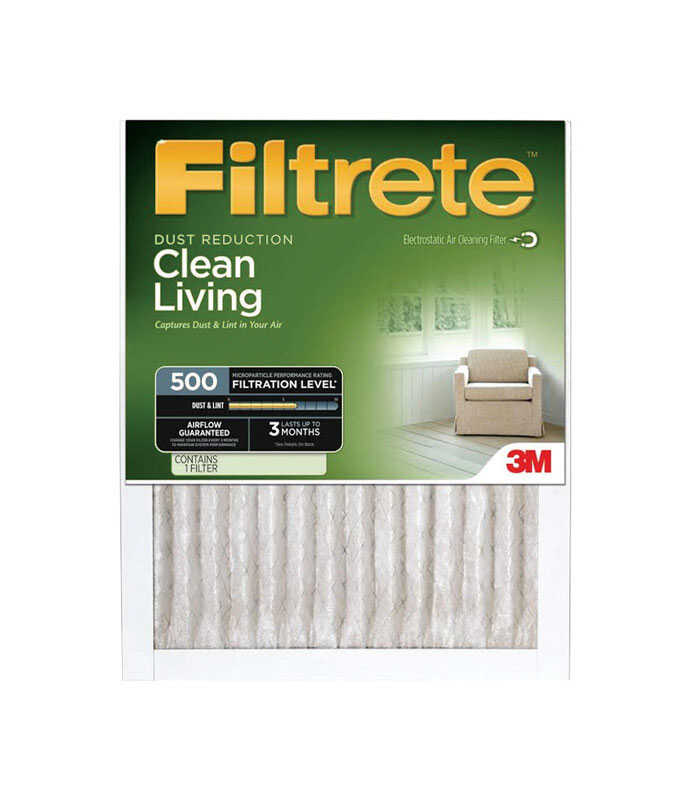 3M  Filtrete  25 in. H x 14 in. W x 1 in. D 8 MERV Air Filter