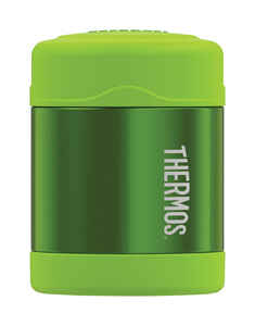 Thermos  10 oz. Vacuum Insulated Food Jar  1 pk Lime Green