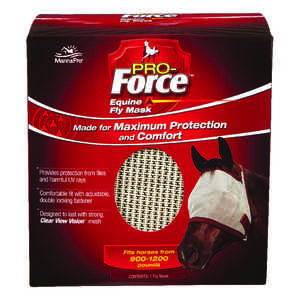 Pro-Force  Mesh  Horse Fly Mask