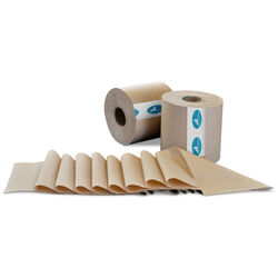 Harbor  Hard Roll Towels  1 ply 6 roll