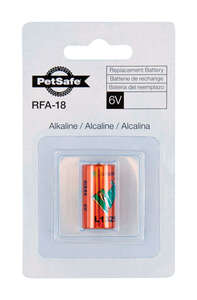 PetSafe  Alkaline  Electronics Battery  1 pk 6-Volt
