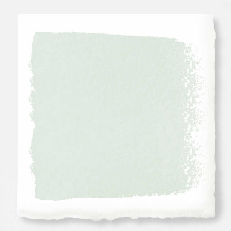 Magnolia Home  by Joanna Gaines  Eggshell  D  Acrylic  8 oz. Paint  Cloudy Gray