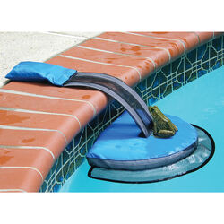 Swimline  FrogLog  Critter Escape Ramp  14 in. W x 11 in. L