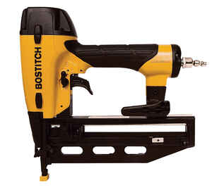 Stanley Bostitch  Pneumatic  16 Ga. Finish Nailer  Kit