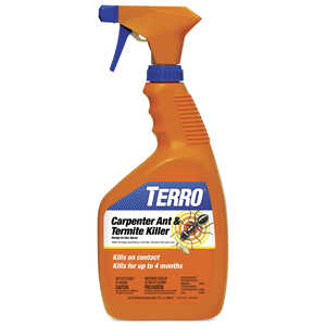 TERRO  Carpenter Ant/Termite Killer  32 oz.