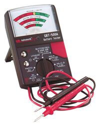 Gardner Bender 1.5V to 22.5V Analog Battery Tester