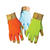 Boss  Women's  Indoor/Outdoor  Gardening Gloves  Assorted  One Size Fits All  3 pk