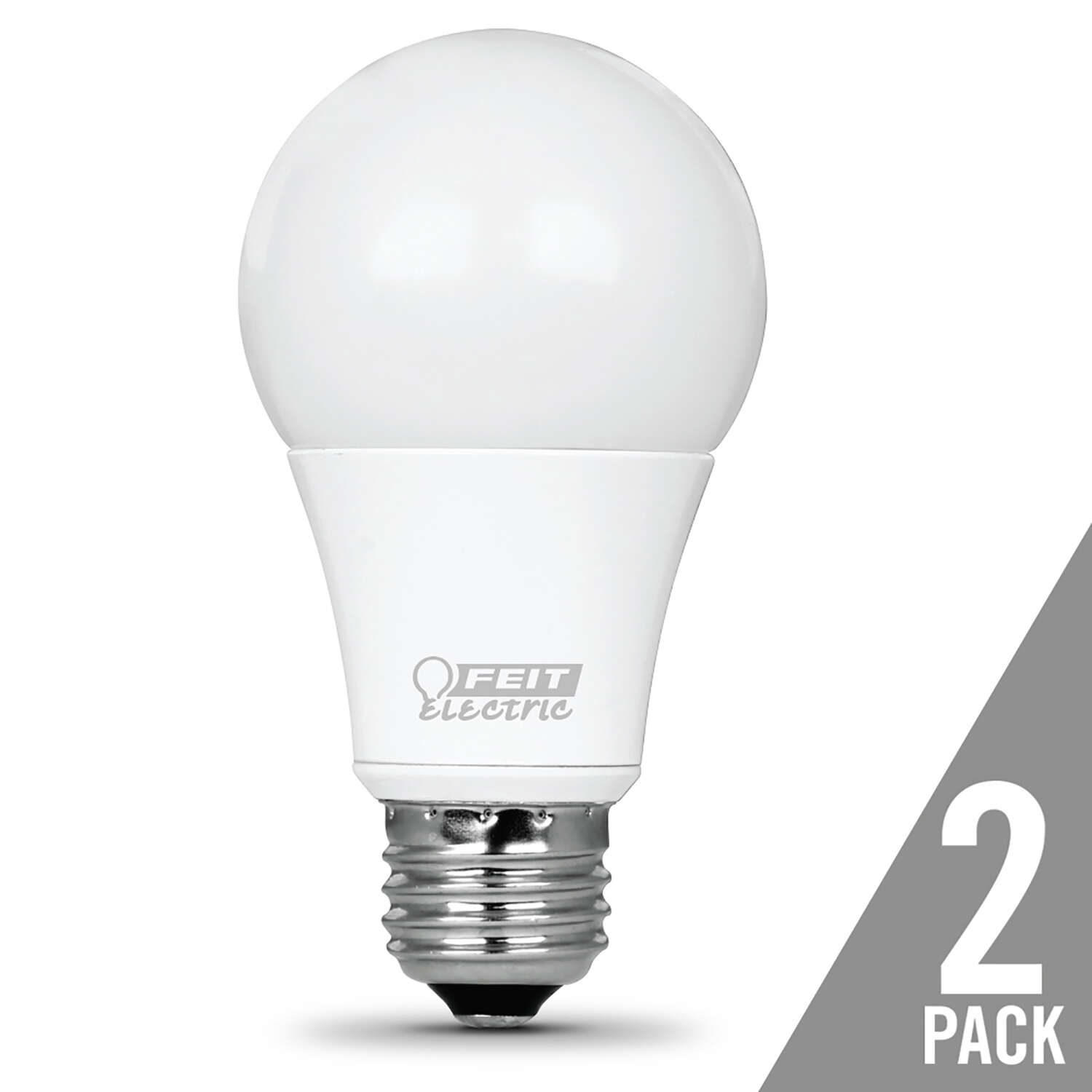 FEIT Electric  5 watts A19  LED Bulb  450 lumens Soft White  A-Line  40 Watt Equivalence Medium (E26