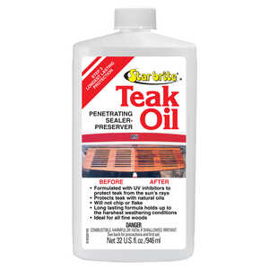 Star Brite  Teak Oil  32 oz