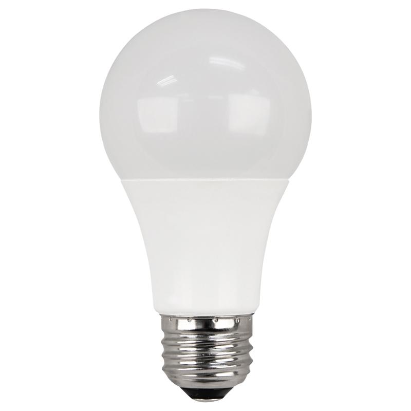 Ace A19 LED Bulb 800 Lumens Soft White A Line 60 Watt Equivalence