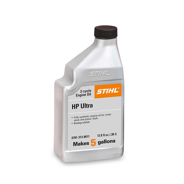 STIHL HP Ultra Engine Oil 12 8 oz  1 pk - Ace Hardware