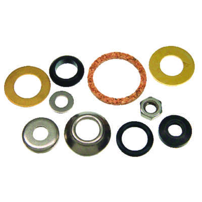 Ace 6S-2, 6S-3, 6S-4 Hot and Cold Stem Repair Kit For Chicago Faucets