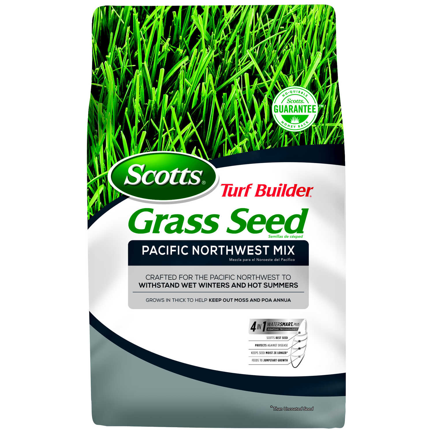 Scotts  Turf Builder  Pacific Northwest Mix  Grass Seed  3 lb.