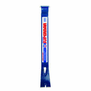 Vaughan  3 in. W x 15 in. L Steel  Pry Bar  Blue  1 pk
