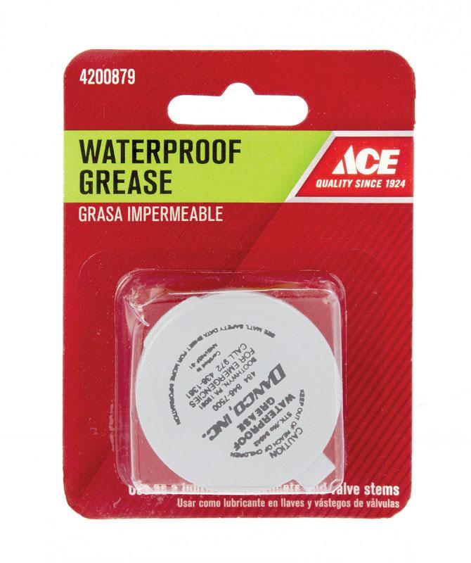 Ace Waterproof Grease 1/2 oz. - Ace Hardware