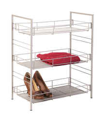 Grayline  24-1/2 in. H x 21-11/16 in. W x 11 in. D Steel  Multi Rack Shelving Unit