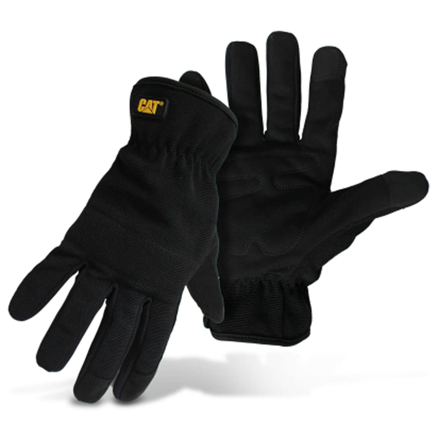 CAT Pro Series Men's Outdoor Utility Gloves Black XL 1 pair