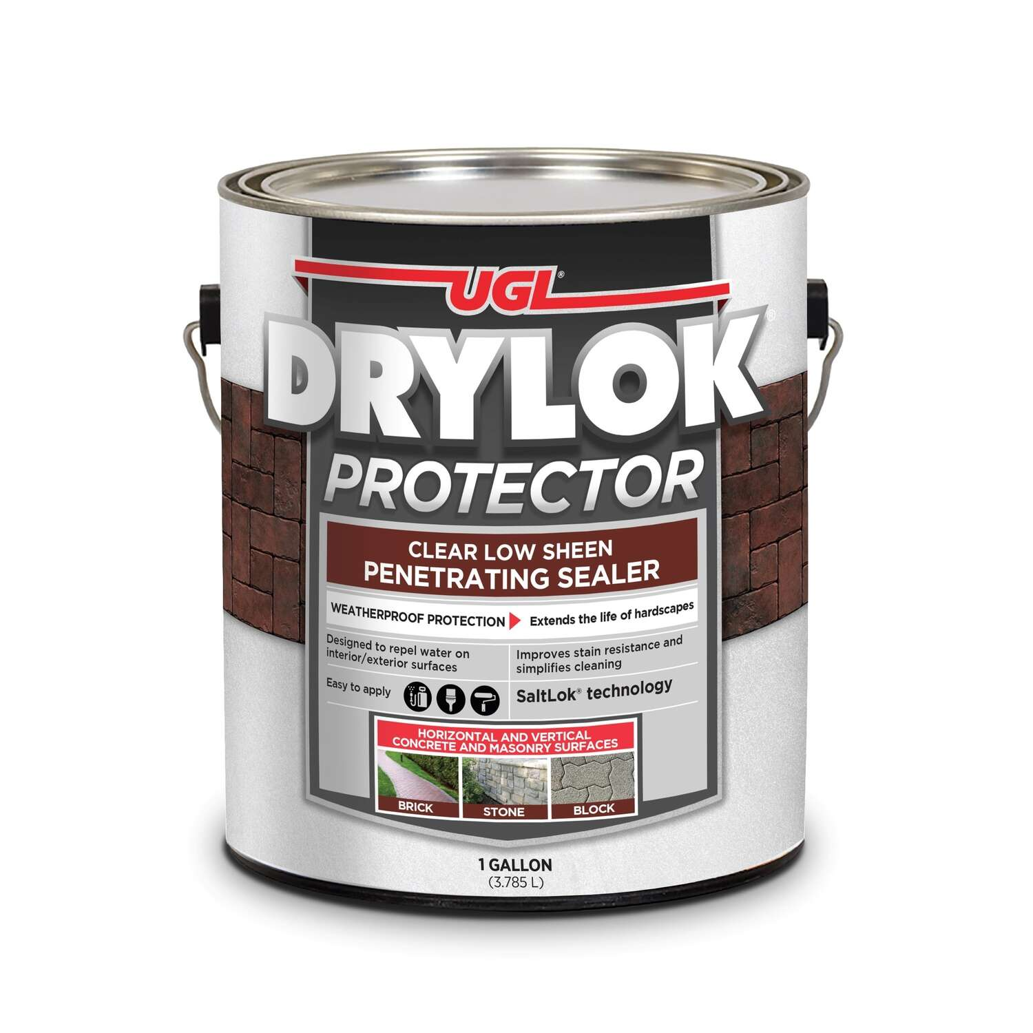 Drylok  Clear  Latex  Concrete Protector  1 gal.