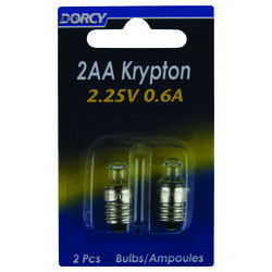 Dorcy  Krypton  Flashlight Bulb  Screw Base