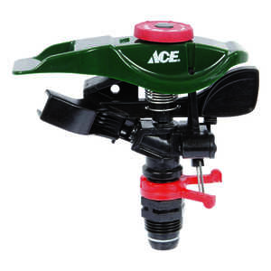 Ace  Impulse Sprinkler  5800 sq. ft. Plastic