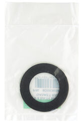 Danco  Rubber  1-11/16 inch  Dia. x 2-5/8 inch  Dia. Bath Shoe Gasket