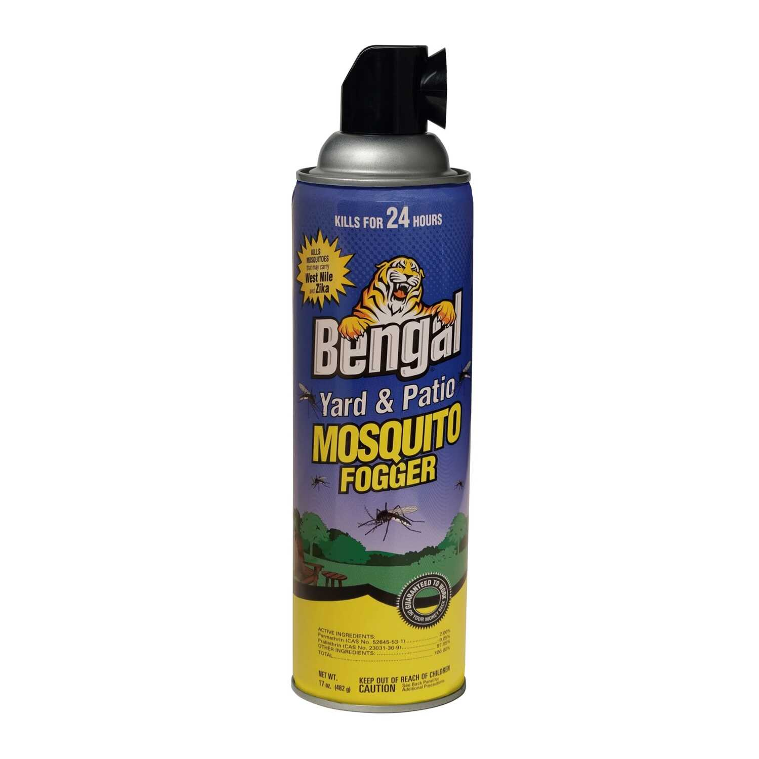 Bengal  Yard & Patio Outdoor  Fogger  17 oz.